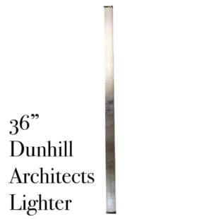 Dunhill Foot Rule Lighter