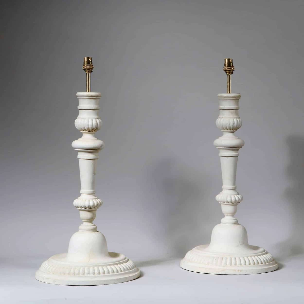 Pair of Clock furniture Finials Style 5F