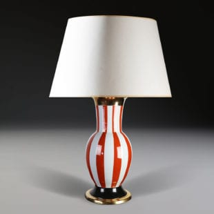 Vintage Table Lamp In The Italian Carnival Style, Frederico De Luca