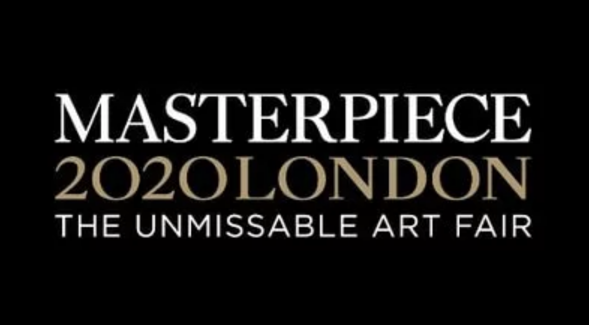 2020 Masterpiece Fair