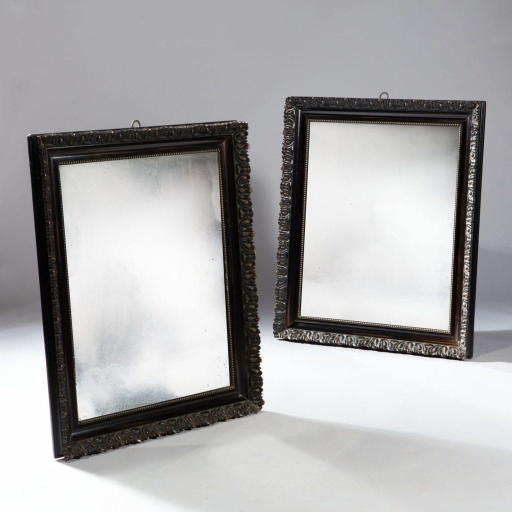 Pair Of 19th Century French Mirrors